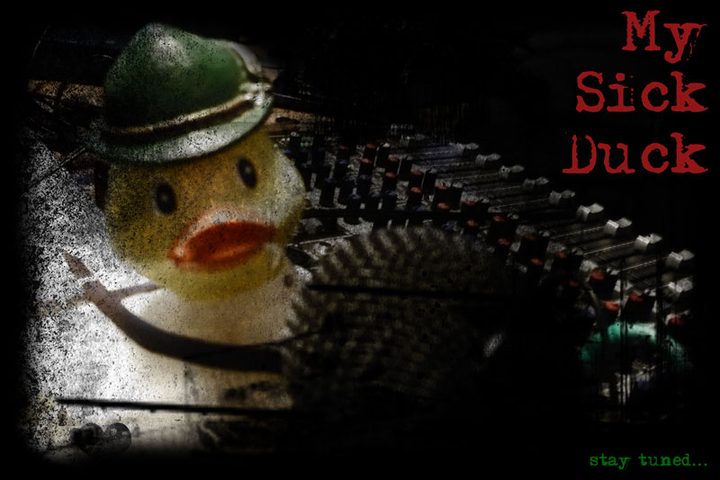 My Sick Duck coming soon...